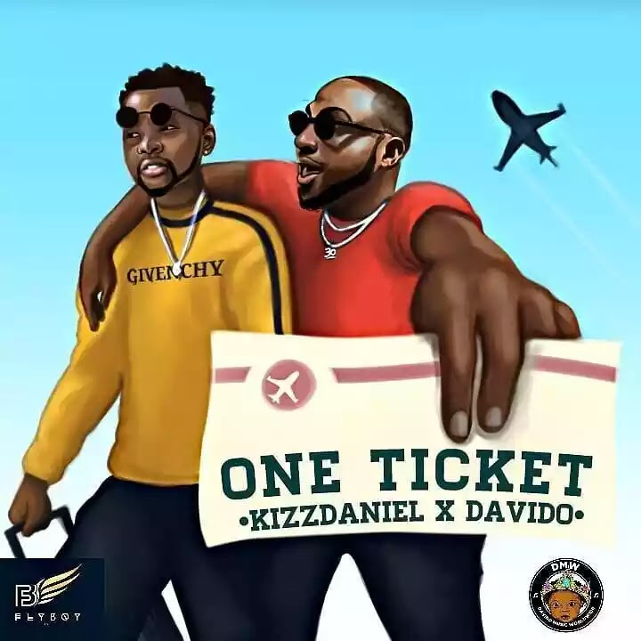 "Kizz Daniel – ""One Ticket"" ft. Davido (Prod by Major Bangz)"