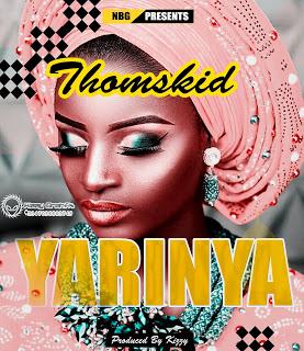 Thomskid - Yarinya (prod. By Kizzy)