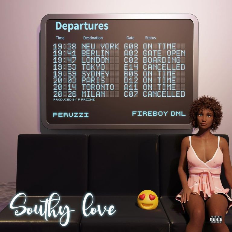 Peruzzi Ft Fireboy DML – Southy Love